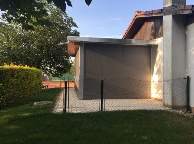 Top Der Anbau ist fertig!! – Tennisclub Weiß-Blau Rheinhausen VF29